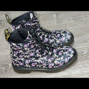 Dr. Martens Gs combat boots